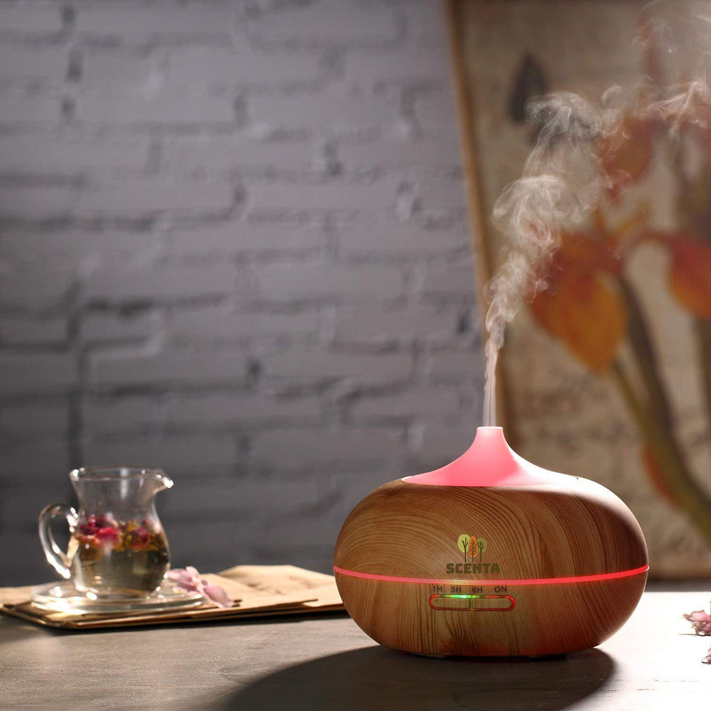 essential oil diffuser ireland