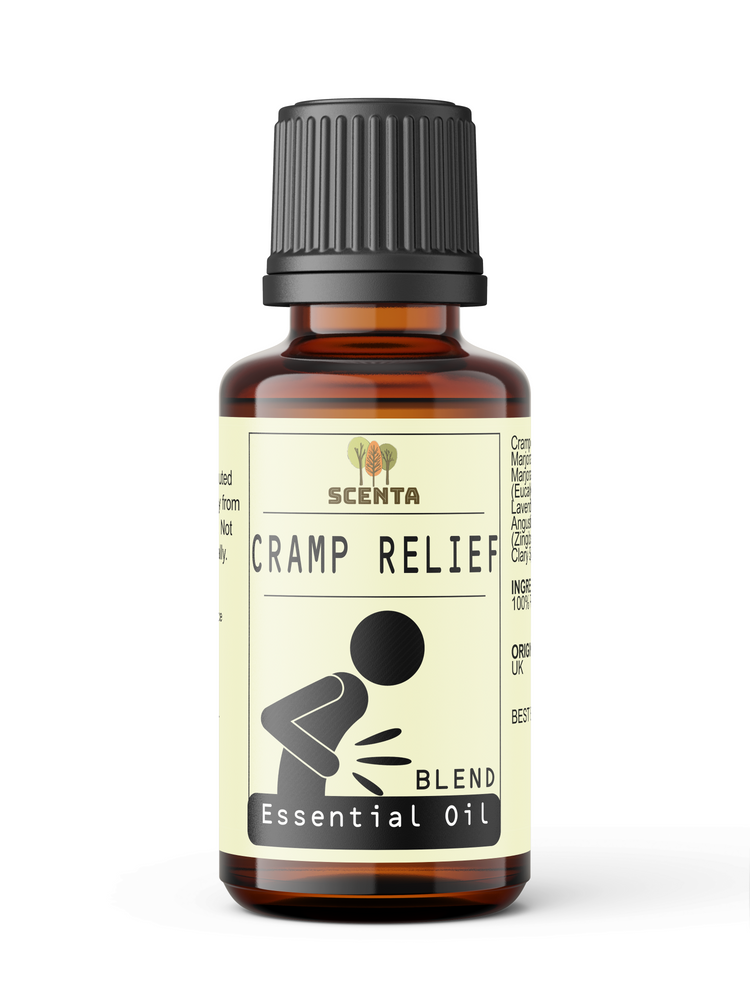 Cramp Relief - Essential Oil Blends