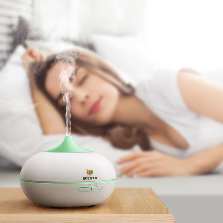 Scenta 300ml Essential Oils Diffuser Ultrasonic - SCENTA