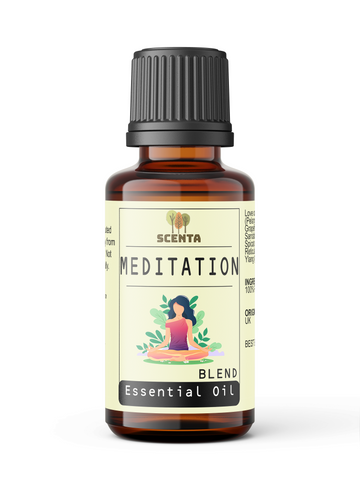 Meditation - Essential Oil Blends