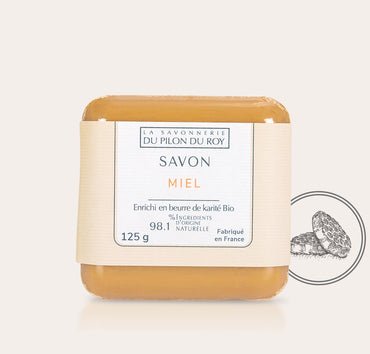 Honey Soap 125g