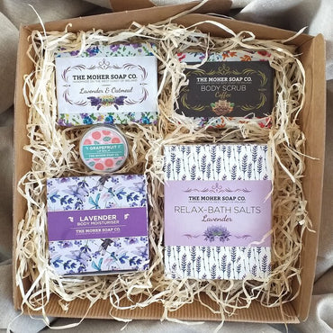 Wild Atlantic Gift Set Lavender Collection