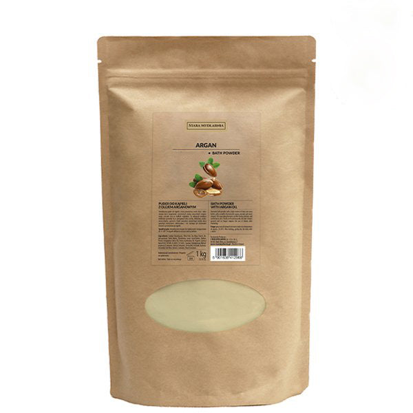 Argan bath powder
