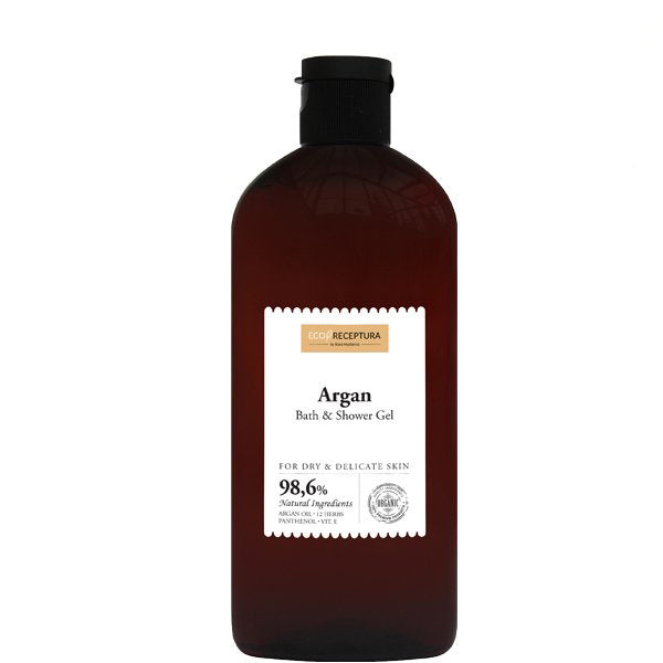 Argan bath & shower gel