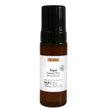 Argan foaming wash Face & Hand & Body
