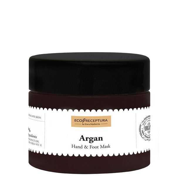 Argan hand and foot mask 200 ml / 6,76 fl.oz. - SCENTA
