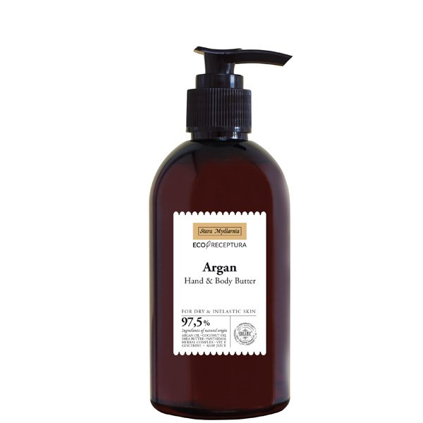 Argan hand & body butter