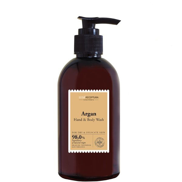Argan hand & body wash