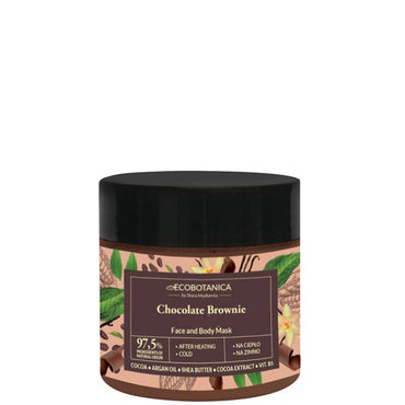 Chocolate Brownie face and body mask 200 ml / 6,76 fl.oz. - SCENTA