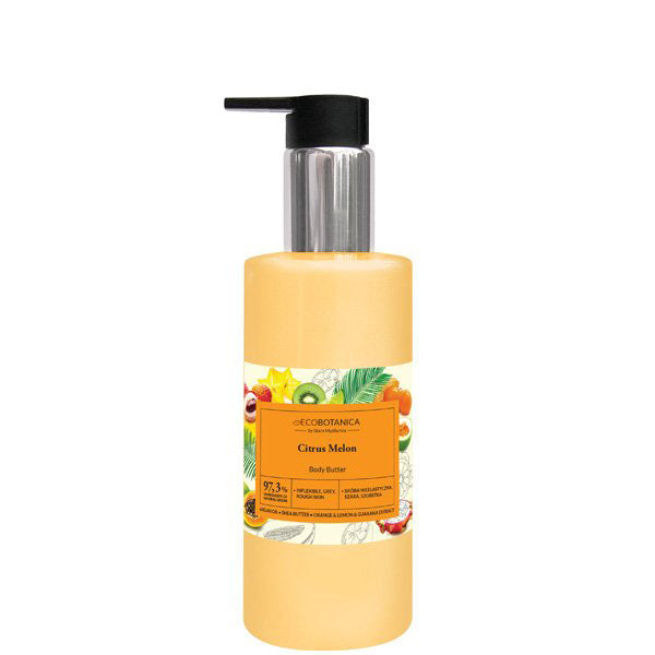 citrus melon body lotion