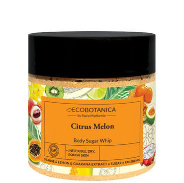 citrus melon body sugar whip