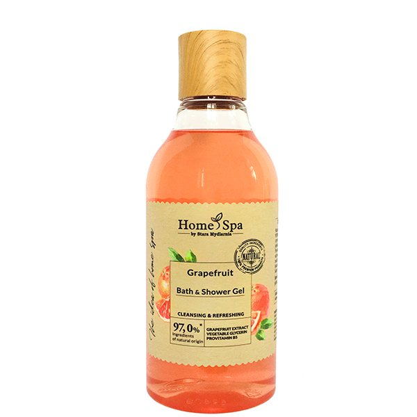 grapefruit bath shower gel