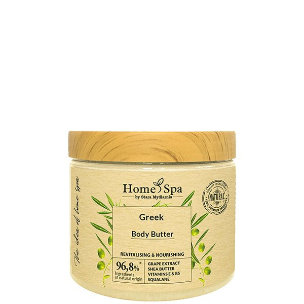 greek body butter