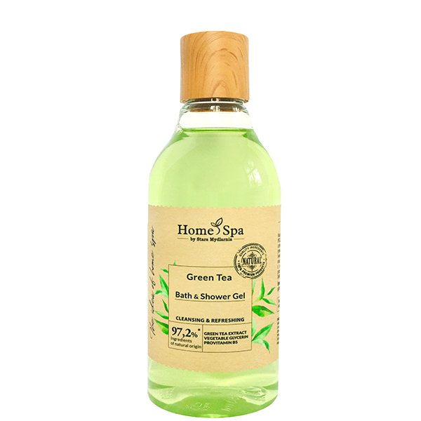 Green Tea bath and shower gel 250 ml / 8,45 fl.oz. - SCENTA