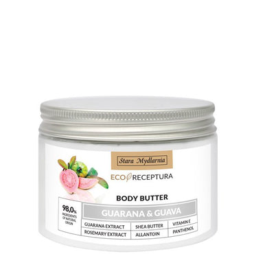Guarana & Guava body butter