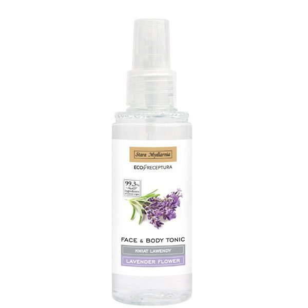Face & Body Tonic Lavender Flower Lavender flower tonic 125 ml / 4,2 fl.oz. - SCENTA