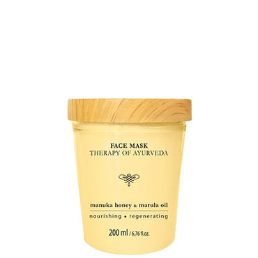 Manuka Honey & Marula Oil face mask 200 ml / 6,76 fl.oz. - SCENTA