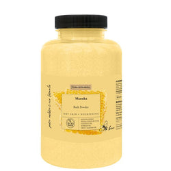 Manuka bath powder