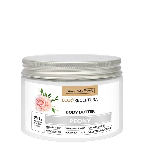 peony body butter
