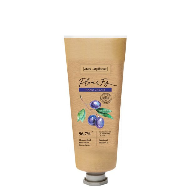 Plum & Fig hand cream