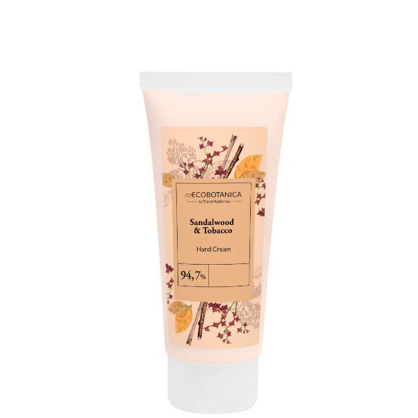 Sandalwood & Tobacco hand cream