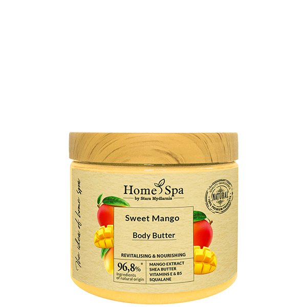 sweet mango body butter