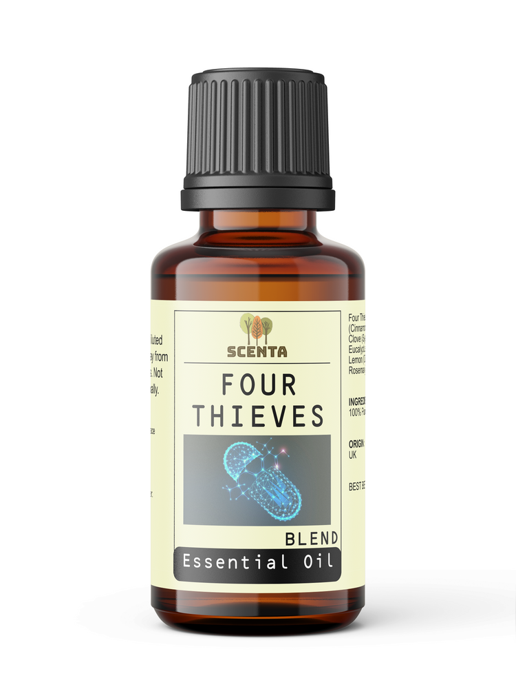 Four Thieves - Essential Oil Blend - SCENTA
