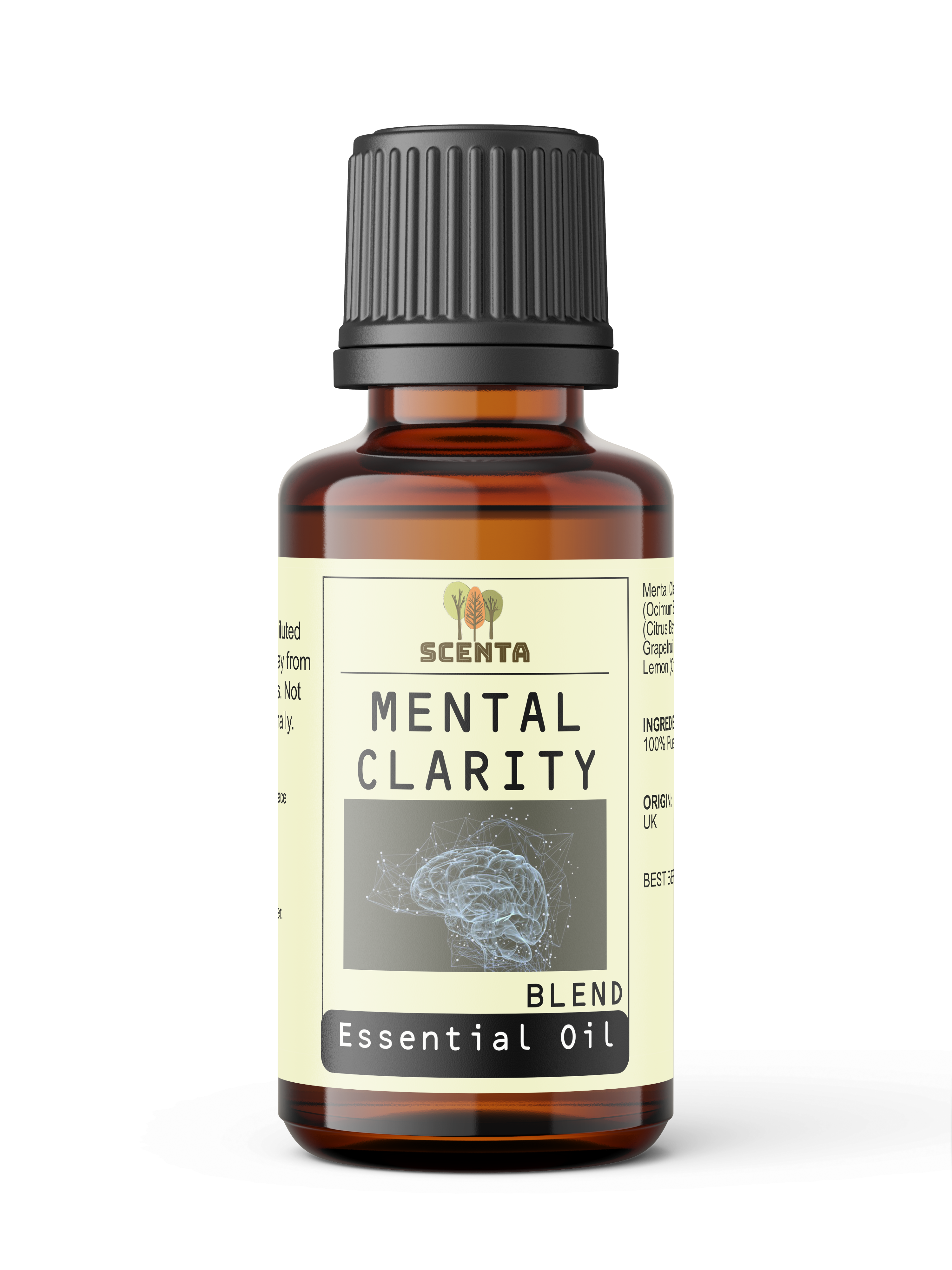 Mental Clarity - Essential Oil Blend