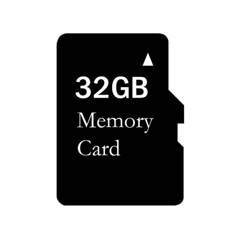 Memory card for RK2020
