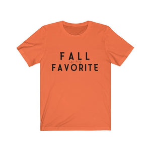 Fall in my Favorite Printify