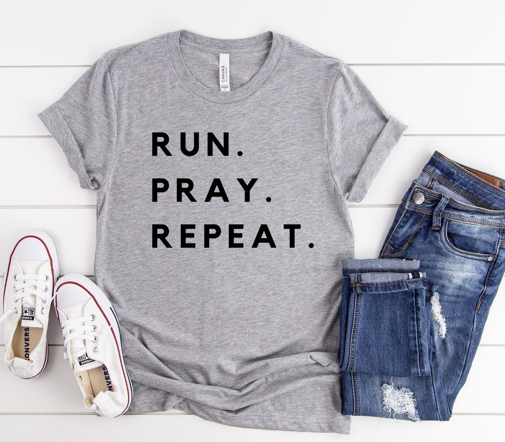 Run. Pray. Repeat. Printify