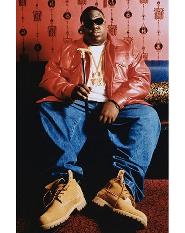 Jimmy Choo timberland boots biggie smalls hip hop electric 87 boutique