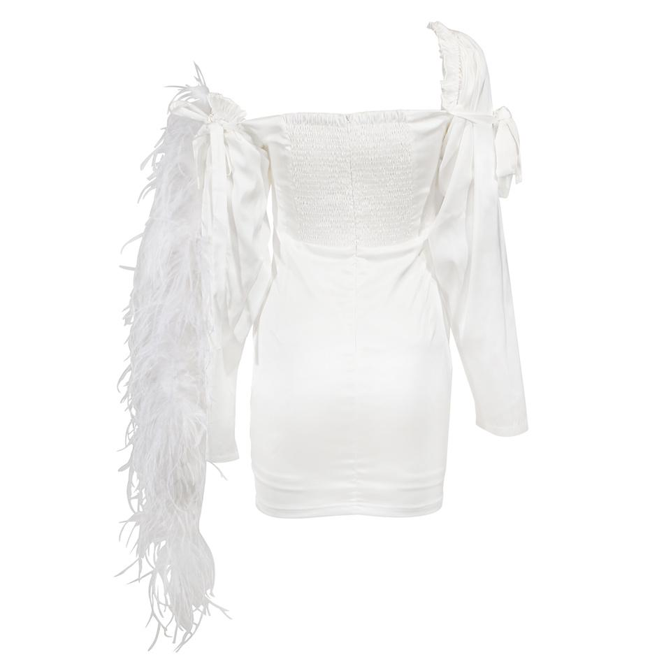 Angel Of Mine Mini Dress - Electric 87