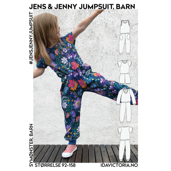 Jumpsuit barn