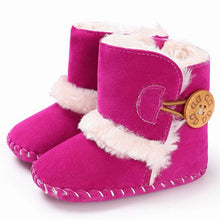 Load image into Gallery viewer, Newborn Kids Baby Girls Boy Snow Shoes