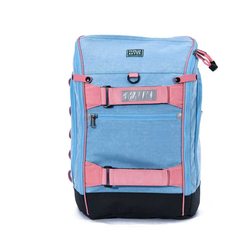 M1 Plus Backpack - Light Blue/ Pink - Mr. Poco