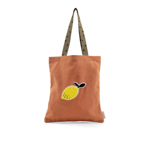 Tote Bag Freckles - Orange - Mr. Poco
