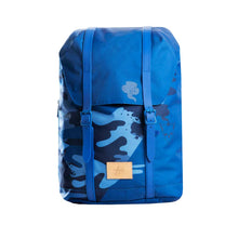 Load image into Gallery viewer, Frii School Backpack 30L - Camo Blue - Mr. Poco