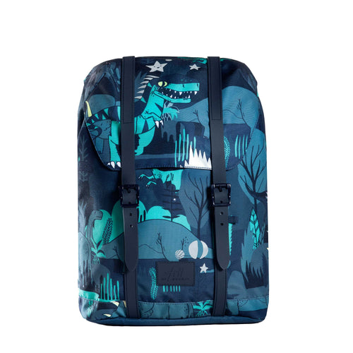 Frii School Backpack 22L - Dinosaur - Mr. Poco