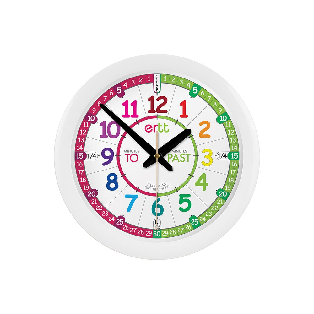EasyRead 29cm Wall Clocks - Past / To - Mr. Poco