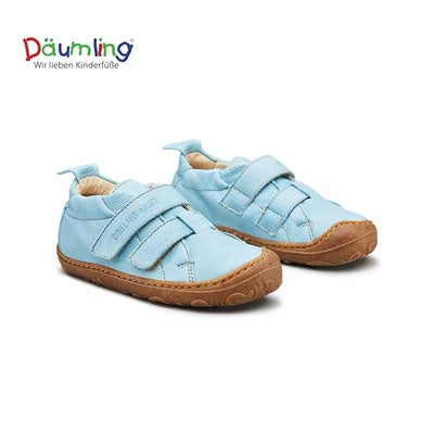 Däumling First Walker Shoes - Cielo (Sky Blue) - Mr. Poco