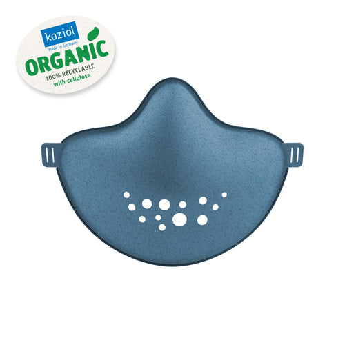 Koziol Community Mask - Organic Deep Blue - Mr. Poco
