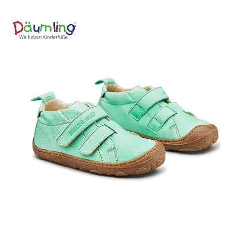 Däumling First Walker Shoes - Waxy Mint - Mr. Poco