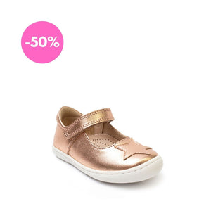 Petasil Dora Rose Gold Leather - Mr. Poco