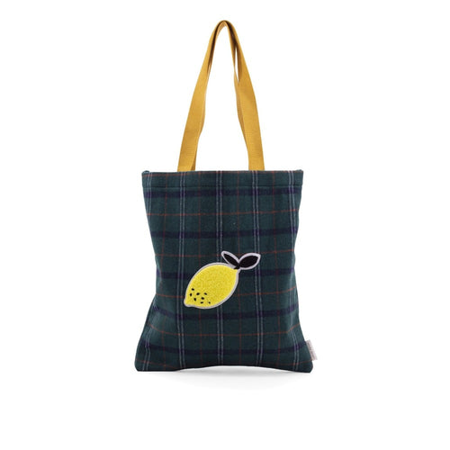 Tote Bag Wanderer -  Forest Green - Mr. Poco