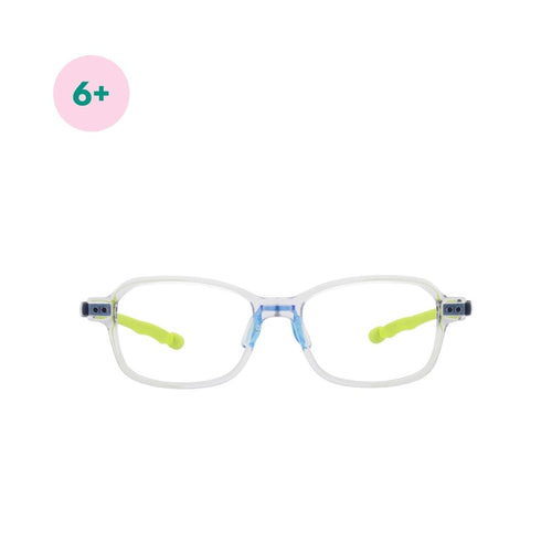 Blue Light Protection Glasses - Clear/Yellow - Mr. Poco