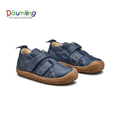 Däumling First Walker Shoes - Laya Jeans (Navy) - Mr. Poco