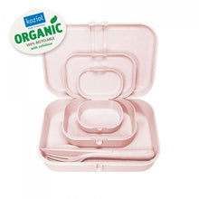 Load image into Gallery viewer, Koziol Organic Lunch Box Set - Pink - Mr. Poco