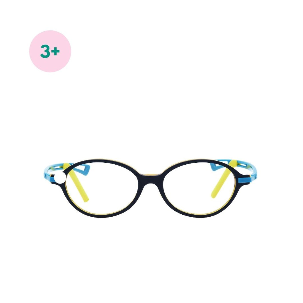 Blue Light Protection Glasses - Navy/ Blue - Mr. Poco