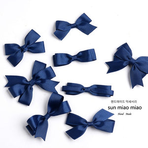 Grosgrain Bow Hair Clips - Mr. Poco